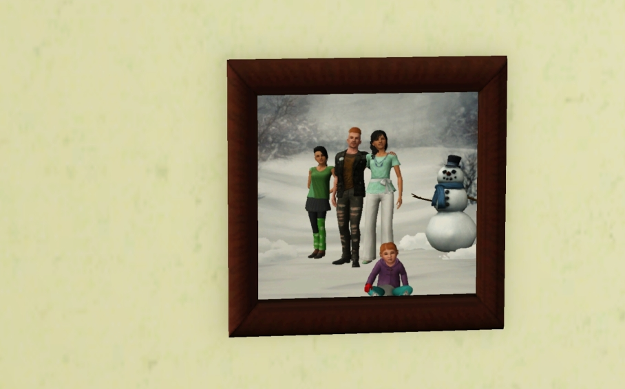 Family w Nikki and Kayla
