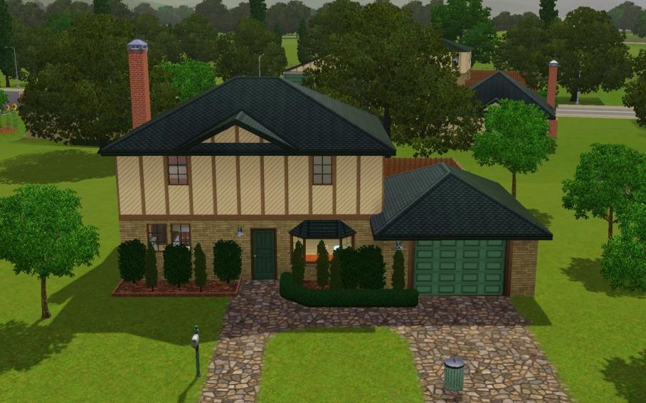 Nikki's 1st House